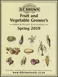 D.T. Brown Fruit & Vegetables Catalogue