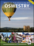 VISIT OSWESTRY & THE WELSH BORDERS NEWSLETTER