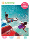 EUROCAMP FAMILY HOLIDAYS BROCHURE