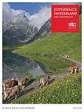 EXPERIENCE SWITZERLAND - LAKES & MOUNTAINS BROCHURE