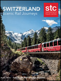 EXPERIENCE SWITZERLAND - SCENIC RAIL JOURNEYS BROCHURE