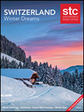 SWITZERLAND TRAVEL CENTRE - WINTER DREAMS BROCHURE