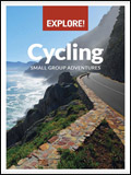 EXPLORE CYCLING HOLIDAYS BROCHURE