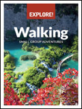 EXPLORE WALKING AND TREKKING BROCHURE