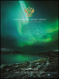 GOLDEN EAGLE LUXURY TRAINS - ARCTIC EXPLORER BROCHURE