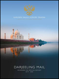 Golden Eagle Luxury Trains - Darjeeling Mail
