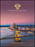 Golden Eagle Luxury Trains - Balkan Odyssey