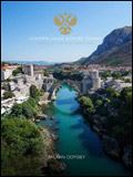 GOLDEN EAGLE LUXURY TRAINS - BALKAN ODYSSEY BROCHURE