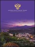 GOLDEN EAGLE LUXURY TRAINS - SICILIAN-ODYSSEY BROCHURE