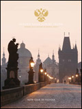 GOLDEN EAGLE LUXURY TRAINS - NEW YEAR IN VIENNA BROCHURE
