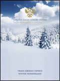 Golden Eagle Luxury Trains - Trans-Siberian Express Winter Wonderland