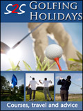 S2S GOLFING HOLIDAYS  NEWSLETTER