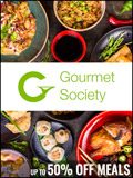 Gourmet Society Must-Have Offers