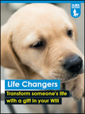 Guide Dogs for the Blind - Life Changer Pack