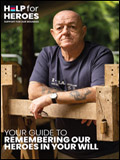 Help for Heroes - Free Guide to writing a Will