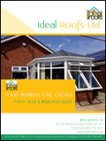 Ideal Roofs - Conservatory Roofs