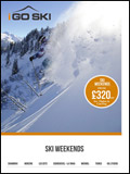 IGOSKI - SKI WEEKENDS BROCHURE
