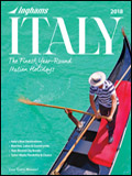 INGHAMS ITALY 2018 BROCHURE