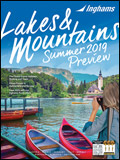 INGHAMS LAKES AND MOUNTAINS SUMMER 2019 PREVIEW BROCHURE