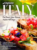 INGHAMS ITALY 2017 BROCHURE