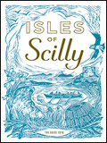 ISLES OF SCILLY VISITOR GUIDE BROCHURE