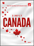 Independent Traveller Canada Brochure
