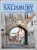 TIME FOR WILTSHIRE - VISIT SALISBURY BROCHURE