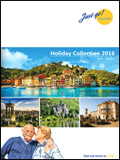 JUST GO! UK & EUROPE COACH HOLIDAYS BROCHURE