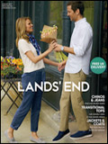 Lands End Clothing Catalogue