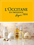 L'Occitane  Newsletter