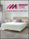 Beds & Mattresses by Memory Foam Warehouse
