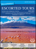 MERCURY HOLIDAYS - ESCORTED TOURS BROCHURE