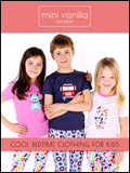 Mini Vanilla Kidswear  Newsletter
