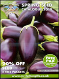 Mr Fothergills Seeds Catalogue