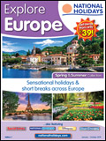 NATIONAL HOLIDAYS - EUROPEAN COACH HOLIDAYS BROCHURE