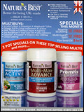 Natures Best Supplements Catalogue