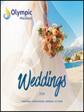 OLYMPIC HOLIDAYS - WEDDINGS BROCHURE