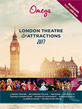 OMEGA LONDON ATTRACTIONS 2017 BROCHURE
