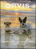 Orvis Dog Book Catalogue