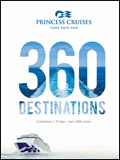 Princess Cruises Brochure