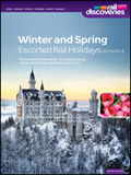 RAIL DISCOVERIES - WINTER & SPRING BROCHURE