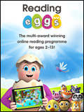 Reading Eggs - Childrens Reading Course