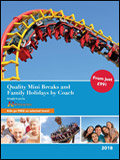ROBINSONS CLASSIC UK COACH HOLIDAYS BROCHURE