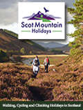 SCOTTISH MOUNTAIN HOLIDAYS  NEWSLETTER