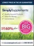 Simply Supplements Catalogue