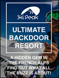 SKI PEAK - FRENCH ALPINE EXPERIENCE  NEWSLETTER