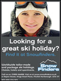 SNOW FINDERS  NEWSLETTER
