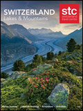 SWITZERLAND TRAVEL CENTRE - LAKES & MOUNTAINS BROCHURE