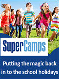 Super Camps - Kids Camps  eNewsletter