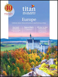 Titan Travel: Europe Brochure